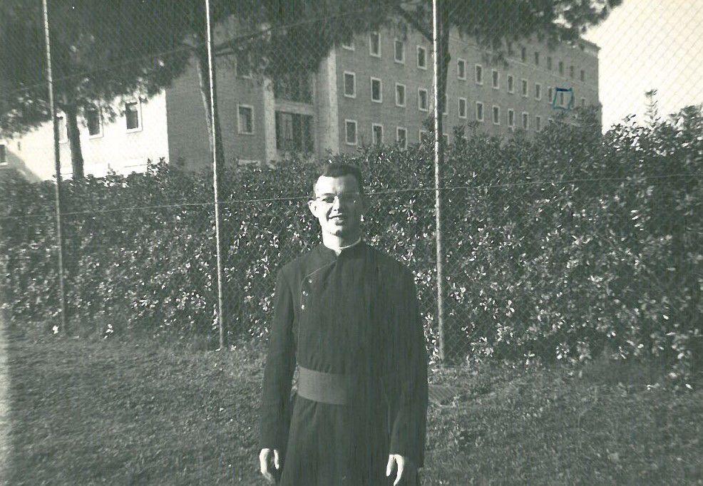John Krejci Priest