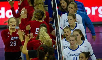 NU Volleyball vs. Creighton