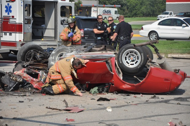 Name Released In Fatal Beatrice Corvette Crash Nebraska
