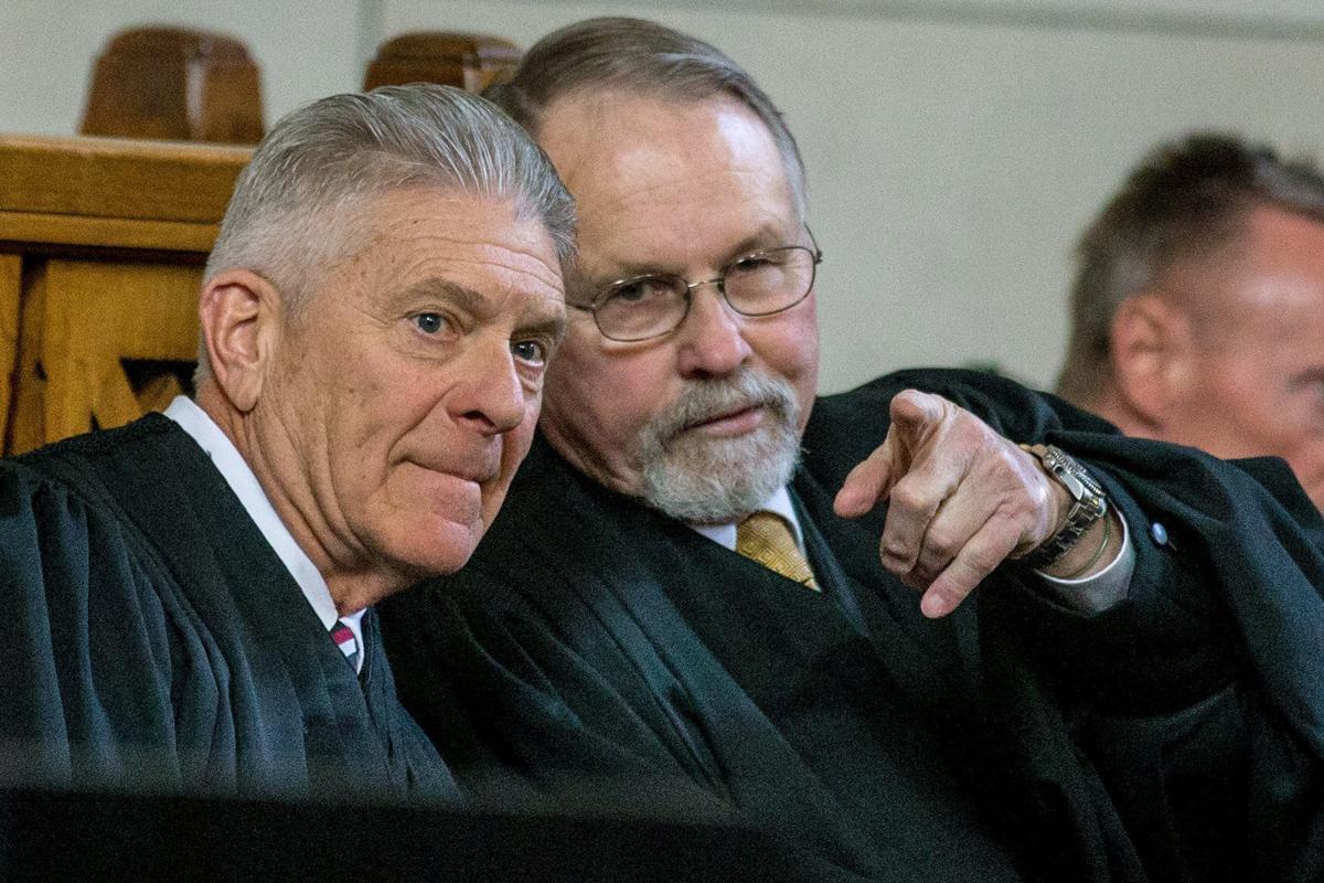 Nebraska Supreme Court-Death