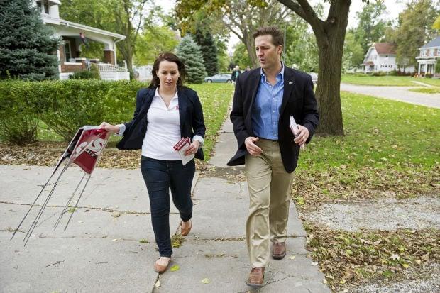 Ben Sasse campaign trail