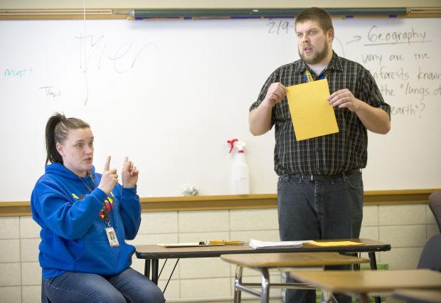 School interpreters