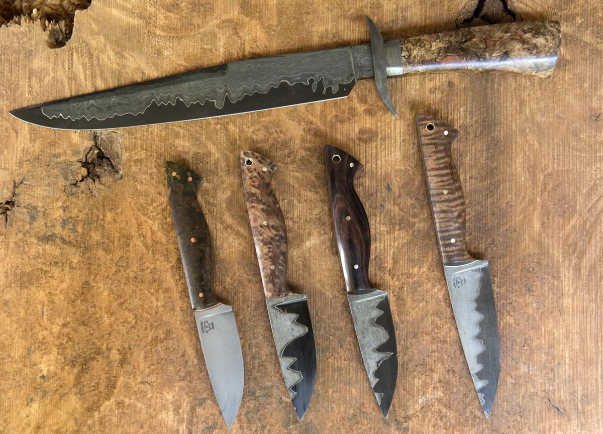 Lincoln knife-maker to appear on History Channel show