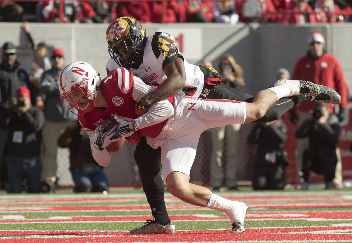 Nebraska offensive lineman Nick Gates declares for NFL draft