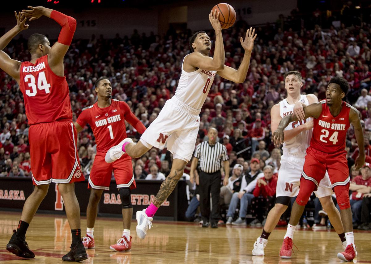 Huskers Suffer Grim Loss As Ohio State Ends Five Game Losing