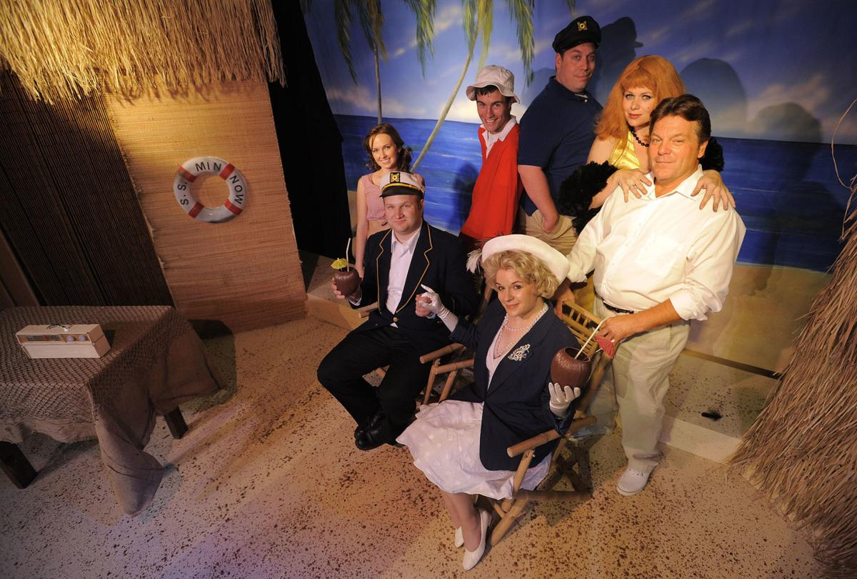 Gilligan's Island the Musical cast