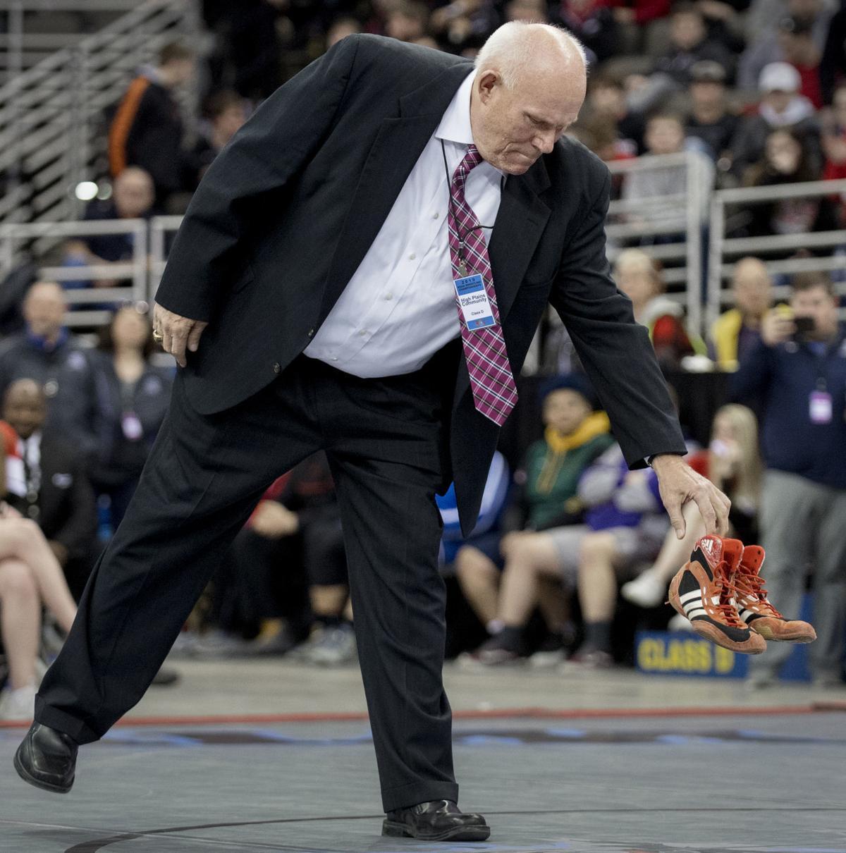 State wrestling finals, 2.16