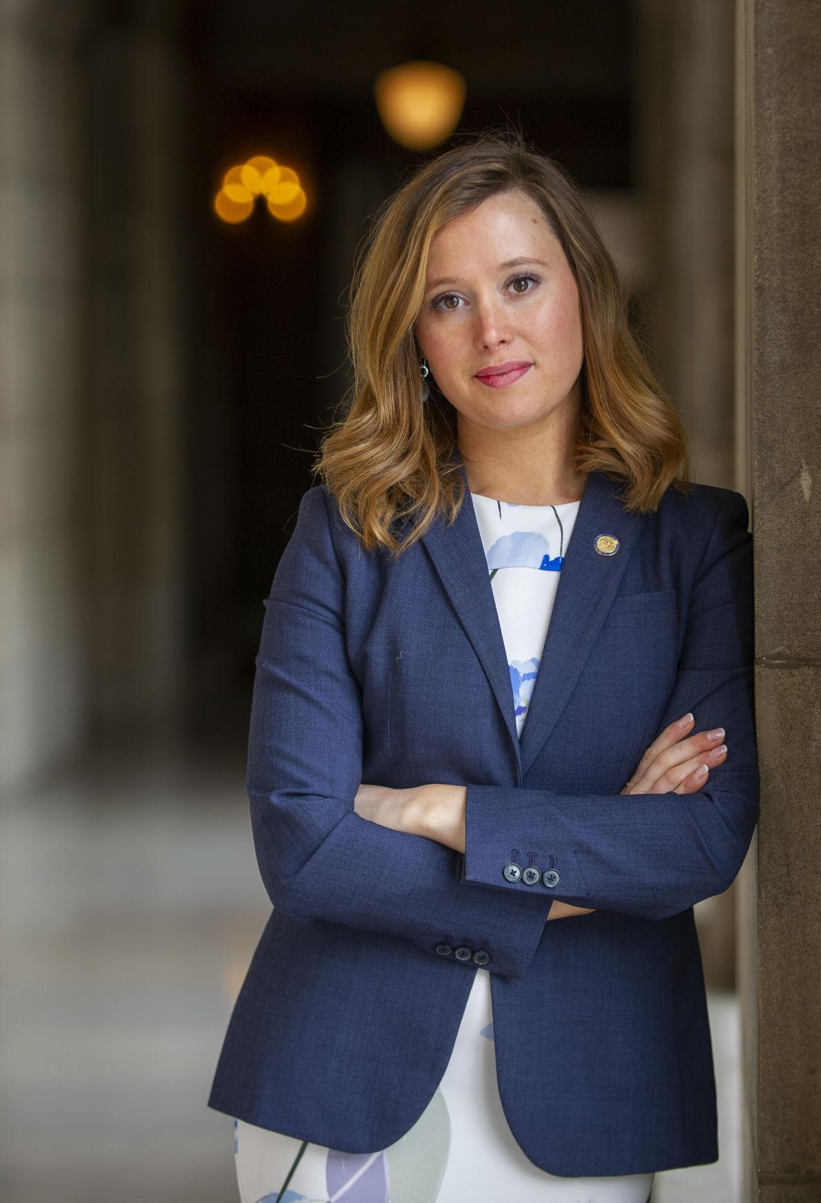 State Sen. Anna Wishart