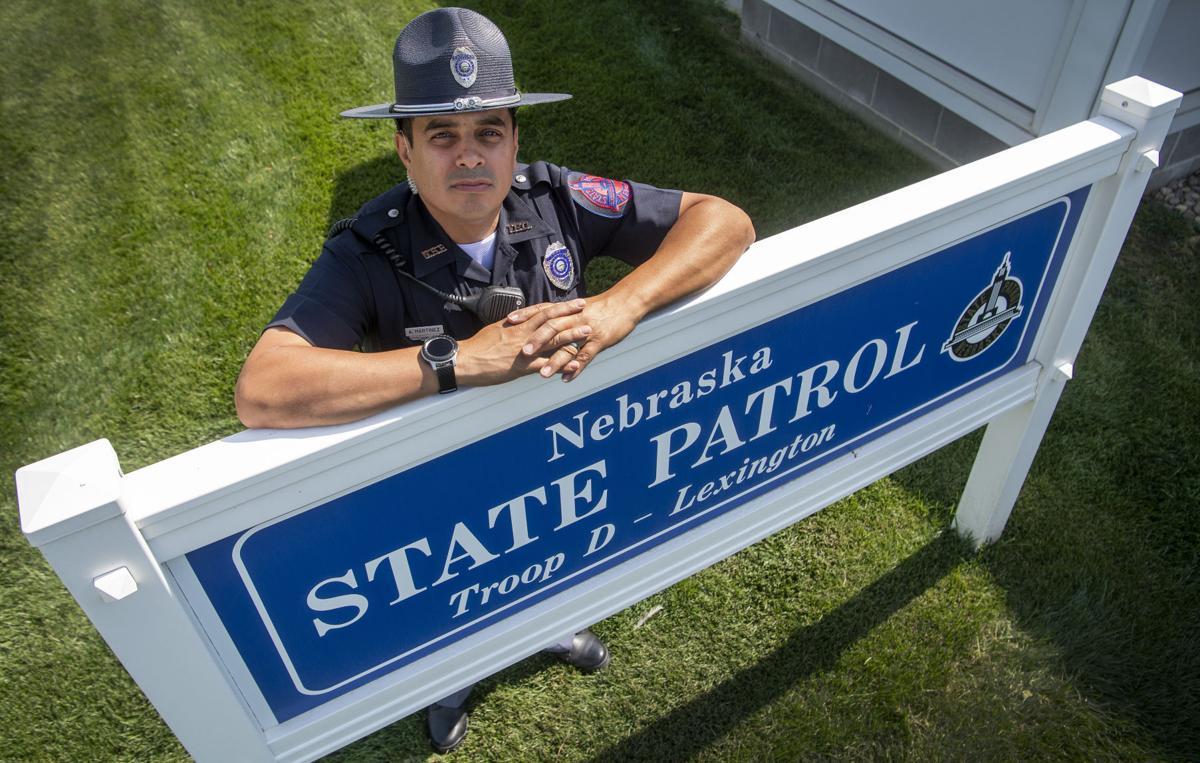 Nebraska State Patrol Trooper Andrew Martinez, 9.25
