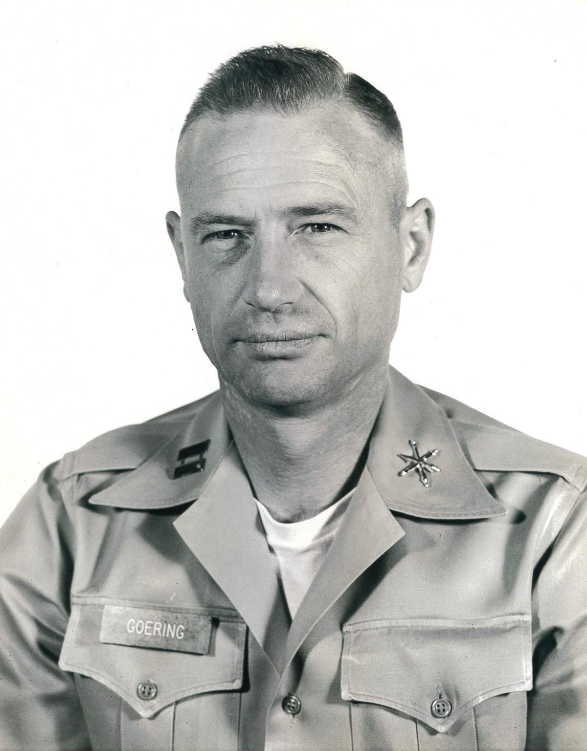 John D. Goering