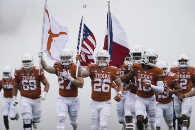 Iowa St Texas Football