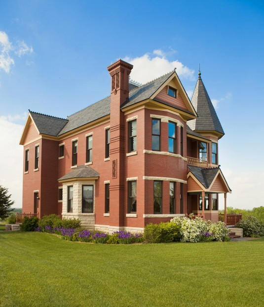 We Buy Houses Lincoln Ne: Grand Local Home Follows Victorian, Downton Abbey Style
