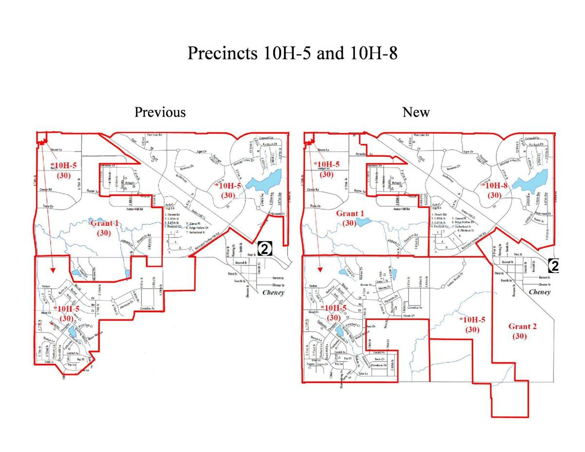 Precincts 10H-5 and 10H-8
