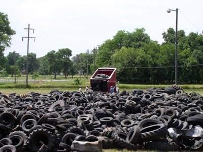 Thousands Of Scrap Tires End Up In Kansas Landfills