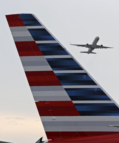 American Airlines omaha
