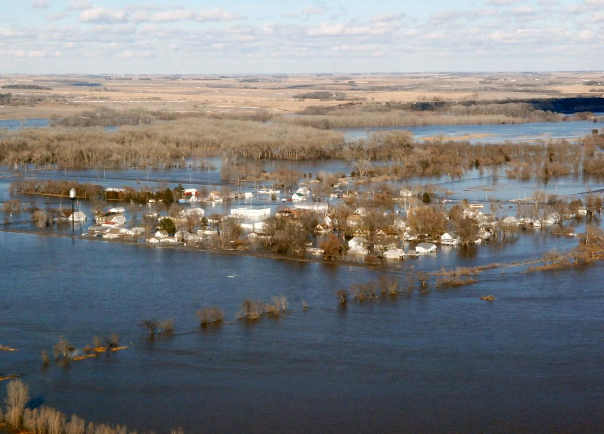 Flooding, Winslow