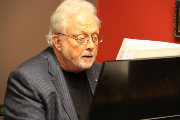 William Bolcom | Profiles | journalstar.com