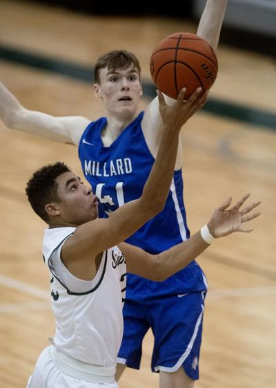 Millard North vs. Lincoln Southwest, 11.29