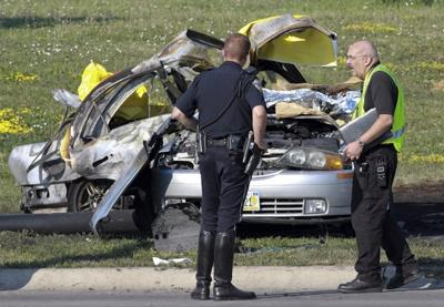 Driver Dies In Fiery Crash Crime And Courts Journalstar Com