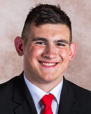 Ethan Piper, Nebraska football
