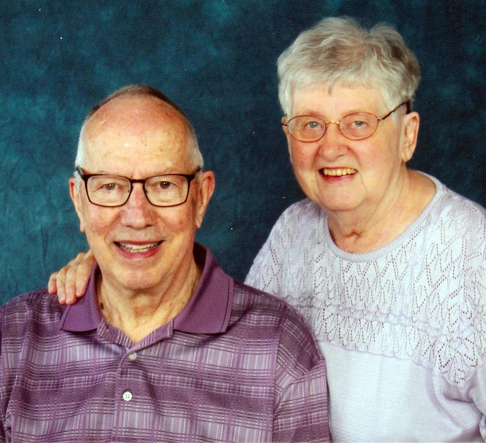 Ewerts celebrate 60 years of marriage