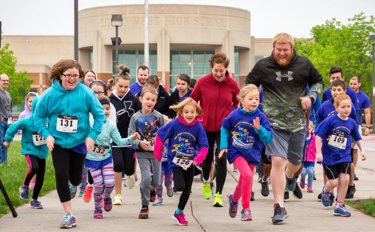 Fun Run begins at Lincoln Southwest High School