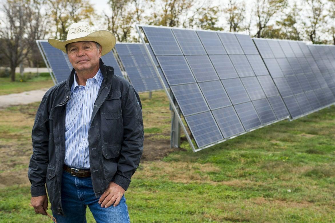 Farms Flexing Solar Power Local Journalstar Com