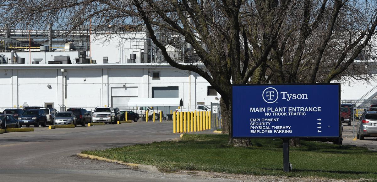 COVID-19 Tyson Dakota City plant
