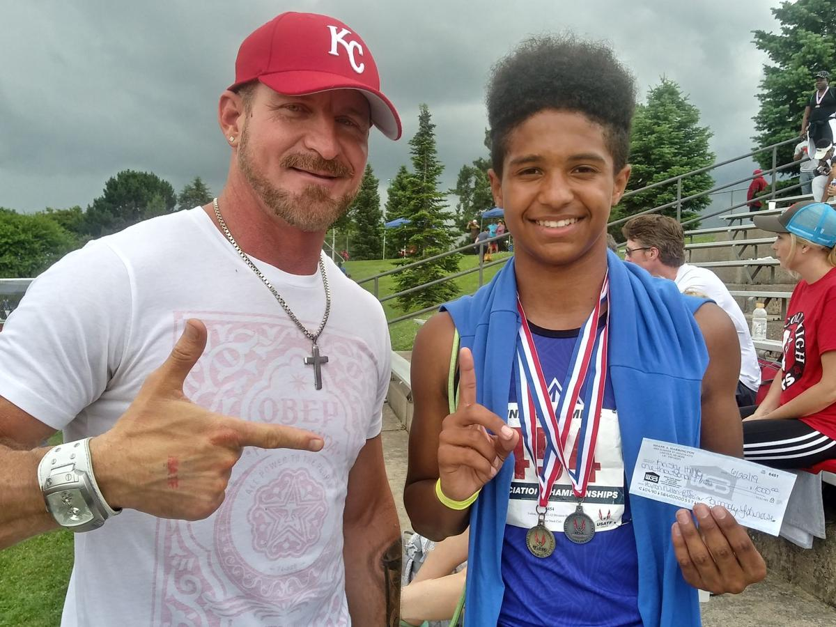 Club Owner donates to get local athelete to Jr. Olympics
