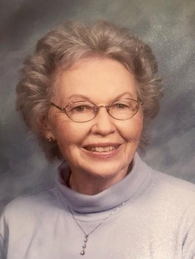 Frances Irene (Brown) Packett