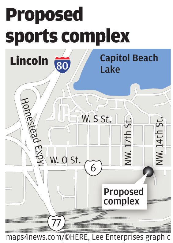 Indoor sports facility proposed in west lincoln local business complex map malvernweather Gallery