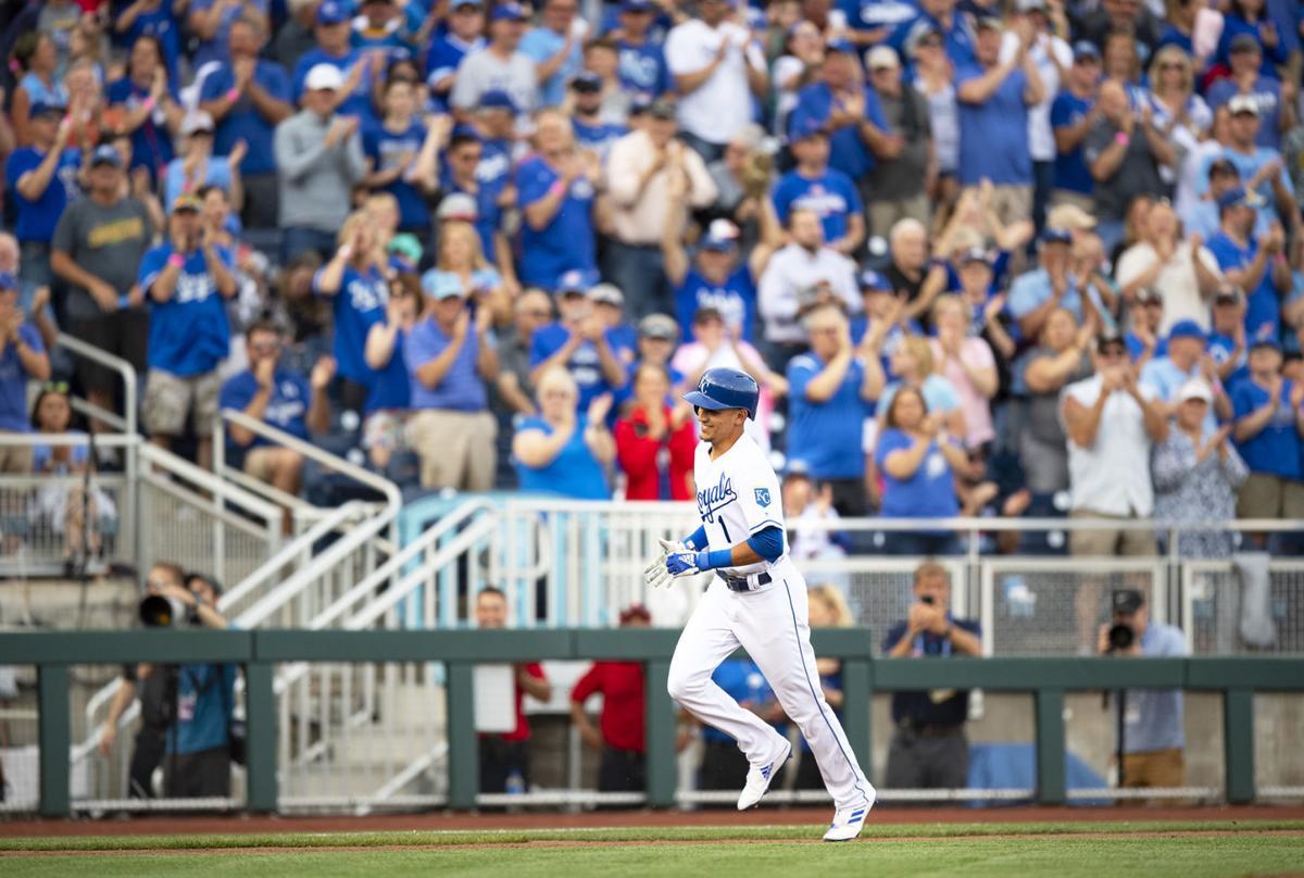 Royals vs. Tigers, 6.13