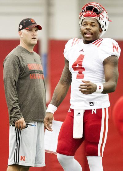 Nebraska Fall Football Practice, 8.11.15