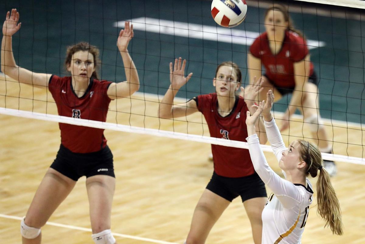 Dordt vs Hastings NAIA championship Volleyball