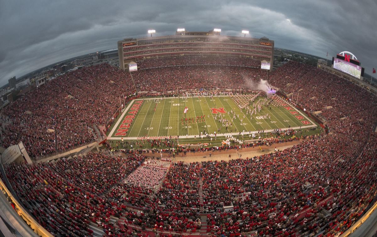 Ohio State vs. Nebraska, 10/14/17