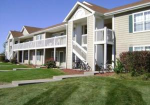 Claremont Park Apartments