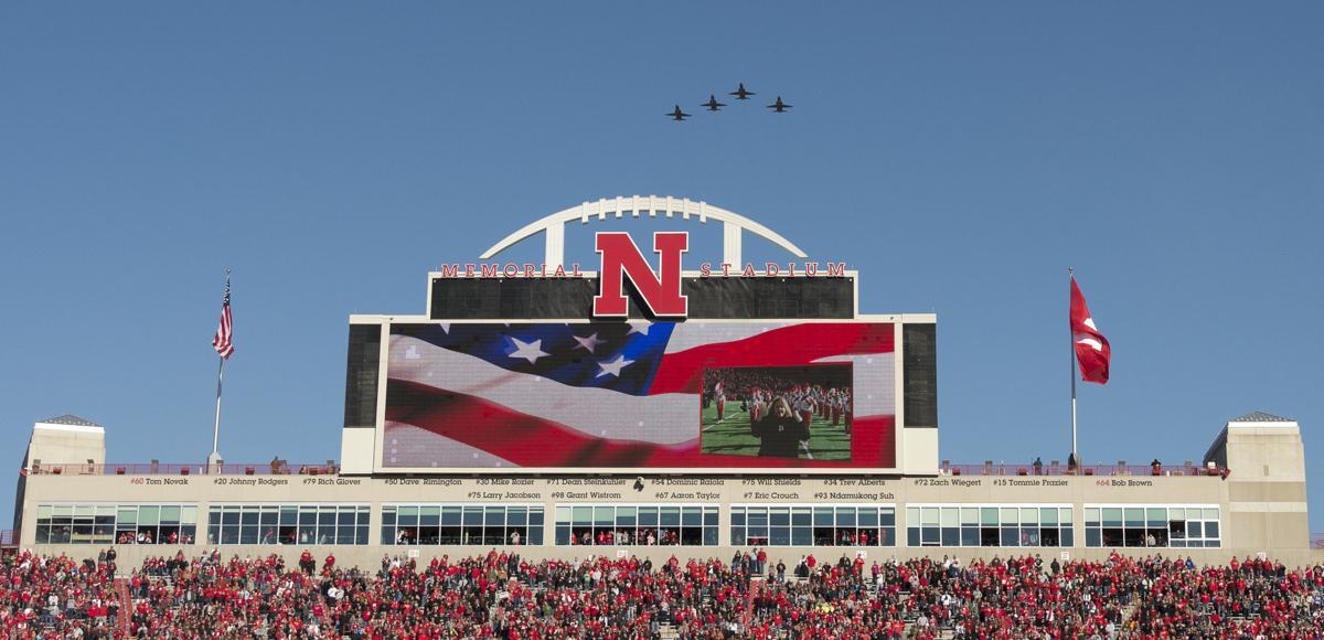 Maryland vs. Nebraska, 11/19