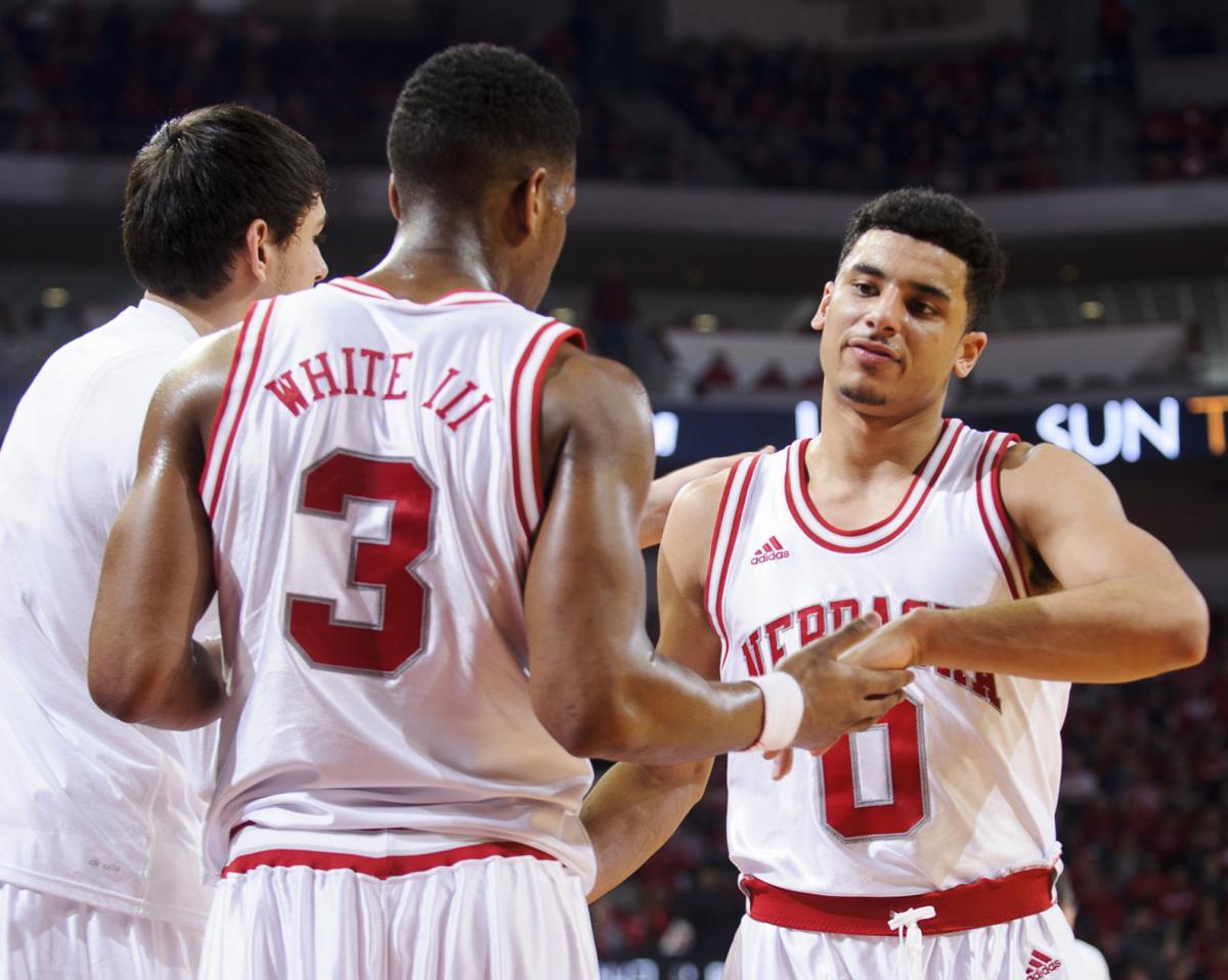 Rutgers vs. Nebraska, 2.6.16
