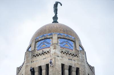 Capitol Exterior Assessment, 7.16