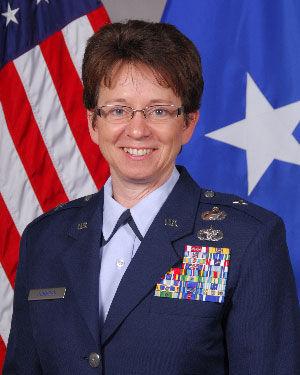 Brig. Gen. Wendy Johnson
