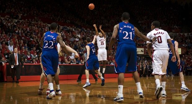 Nebraska vs. Kansas, 2.5.2011 1
