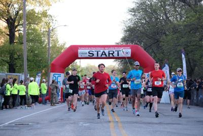 2019 marathon start