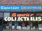 Superior Collectables Store Front