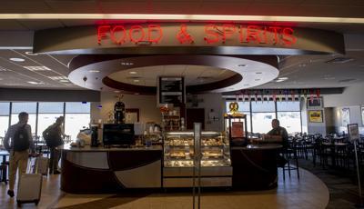 Airport Restaurant, 9.26