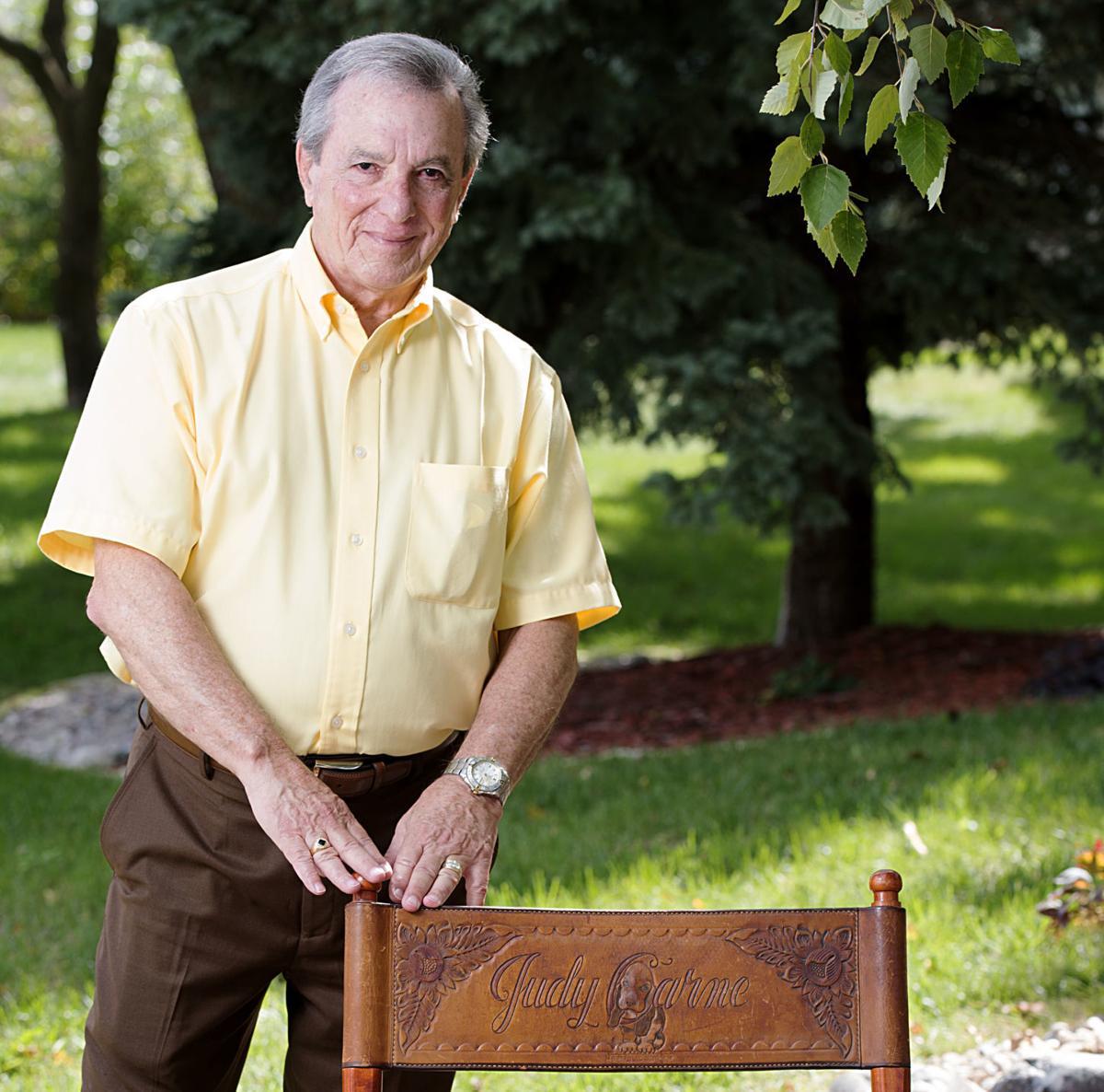 Burt Reynolds chair, 9/19