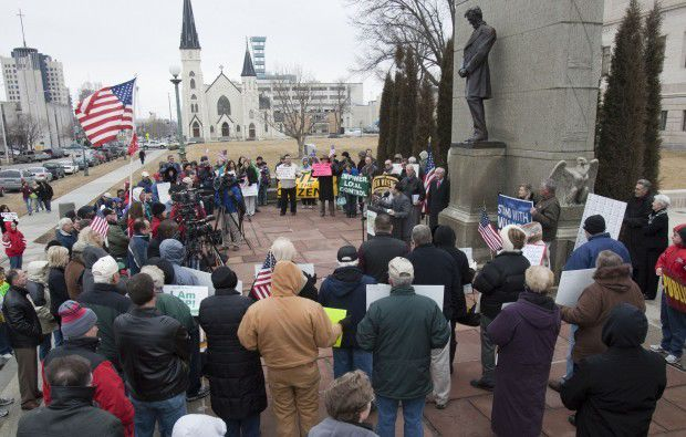 Americans for Prosperity Rally