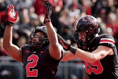 d1da3bd91 Notes  Huskers couldn t contain Buckeye run game in second half ...