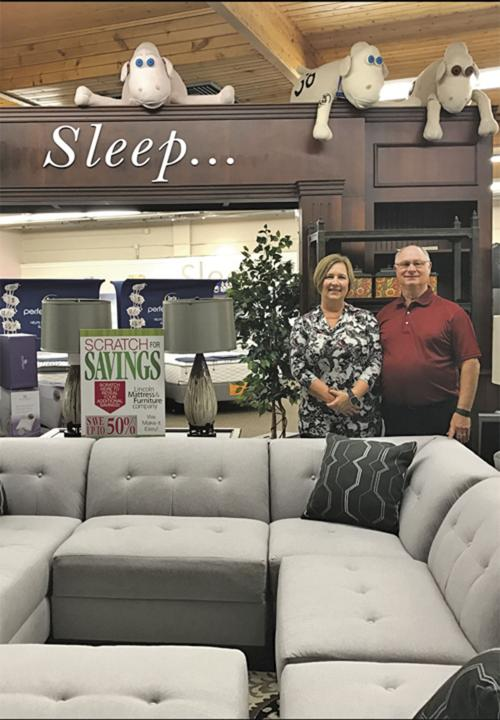 Lincoln Mattress And Furniture Company Caters To Custom