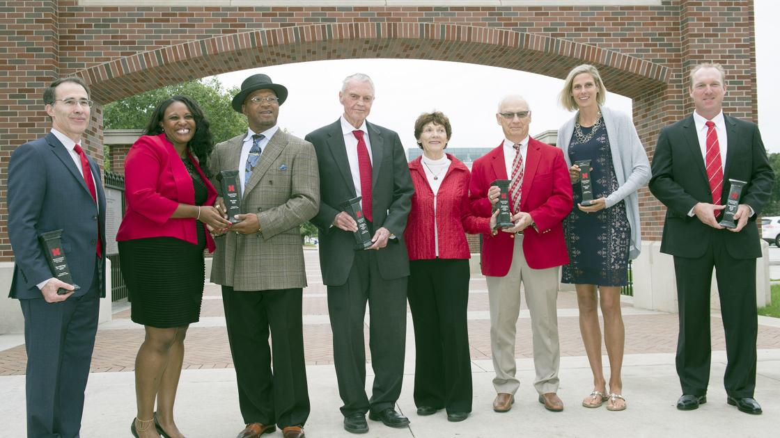 An all-time class goes into Nebraska s athletics Hall of Fame ... c6eda22d9
