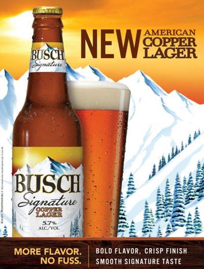 New Busch beer coming to Nebraska   Local   journalstar com